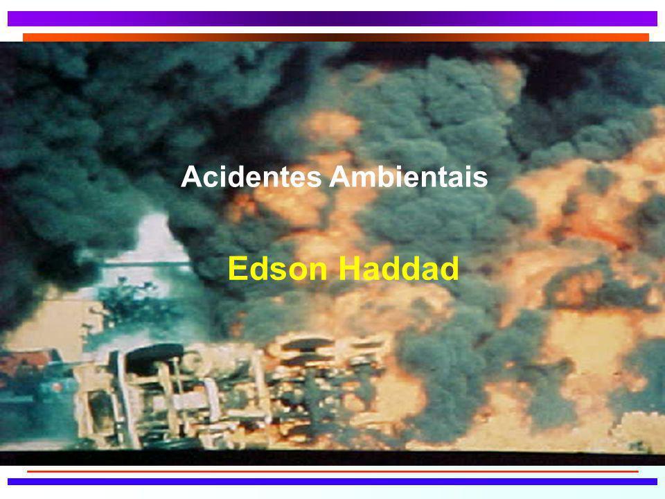 Edson Haddad Acidentes Ambientais