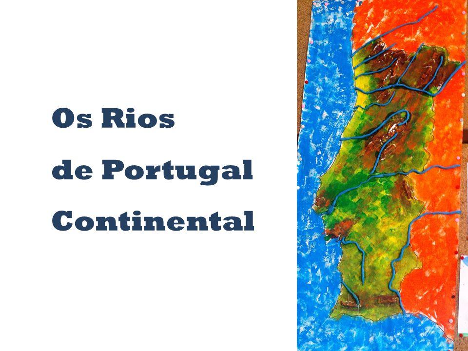 Os Rios de Portugal Continental