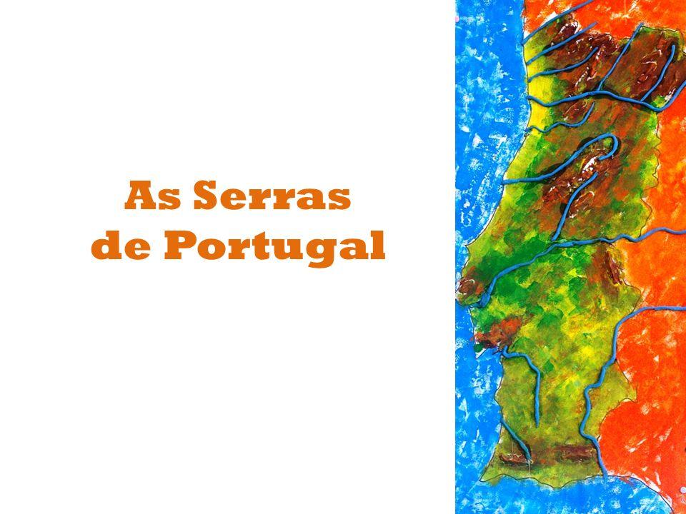 As Serras de Portugal