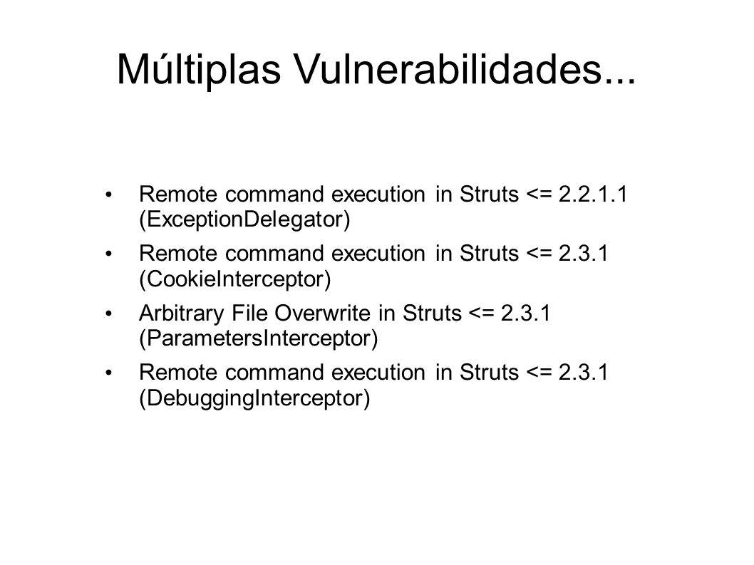 Um exemplo de OGNL http://server/your/web/app?page[ language ]=en action.getPage().setLanguage( en )