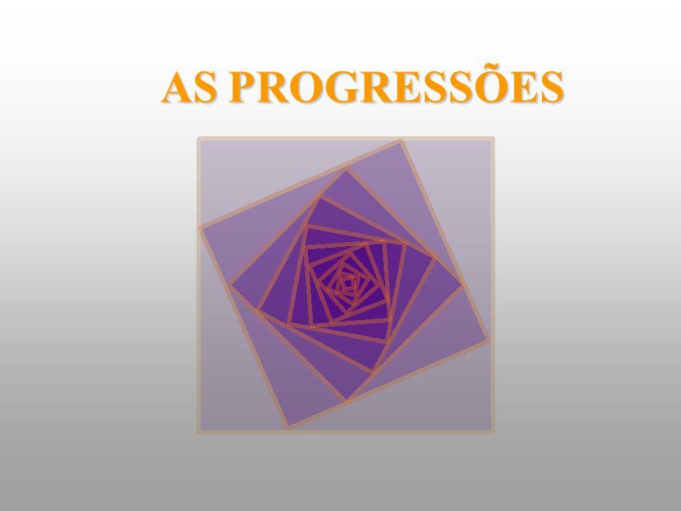 Uma progressão aritmética é una sucessão em que cada elemento se obtém somando ao anterior um número fixo chamado razão, que se representa pela letra r.