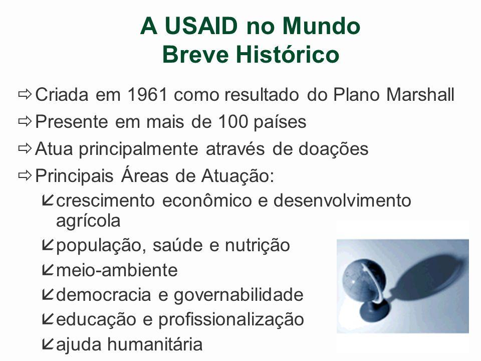 Financiamento de Empresas de Energia Limpa no Ceará 21 de Novembro 2002 Fortaleza - C E USAID Agência Norte-Americana para o Desenvolvimento Internacional