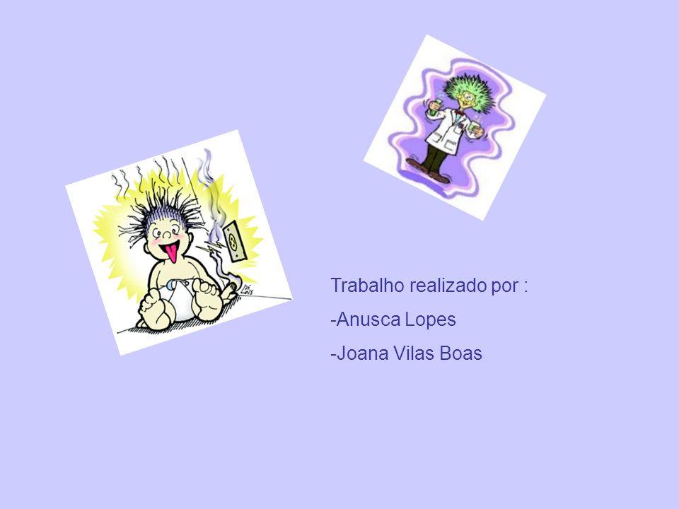 Trabalho realizado por : -Anusca Lopes -Joana Vilas Boas