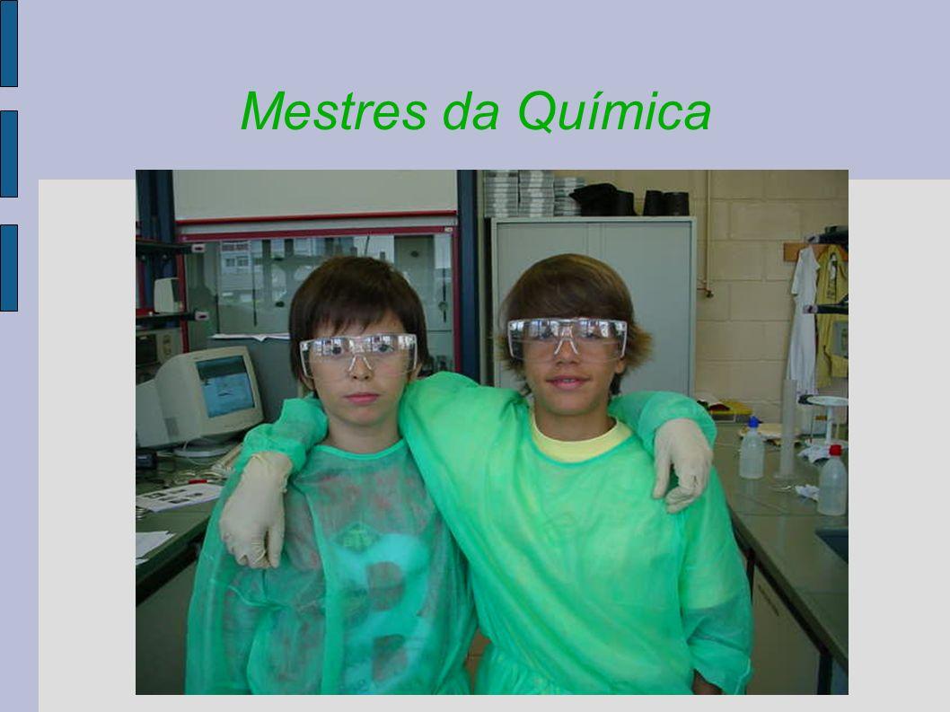 Mestres da Química
