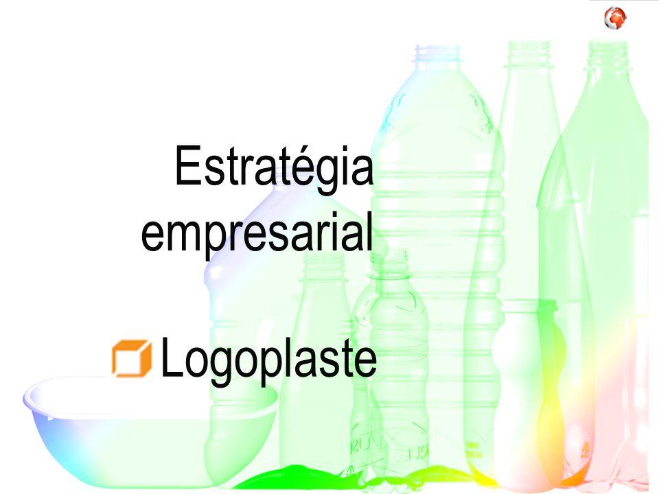 Estratégia empresarial Logoplaste