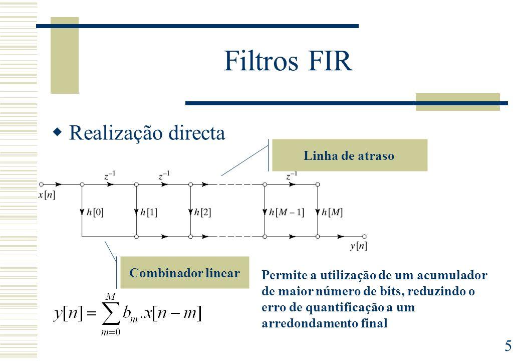 16 Ciclos Limite Devido aos erros de quantificação pode existir saída sem existir entrada.