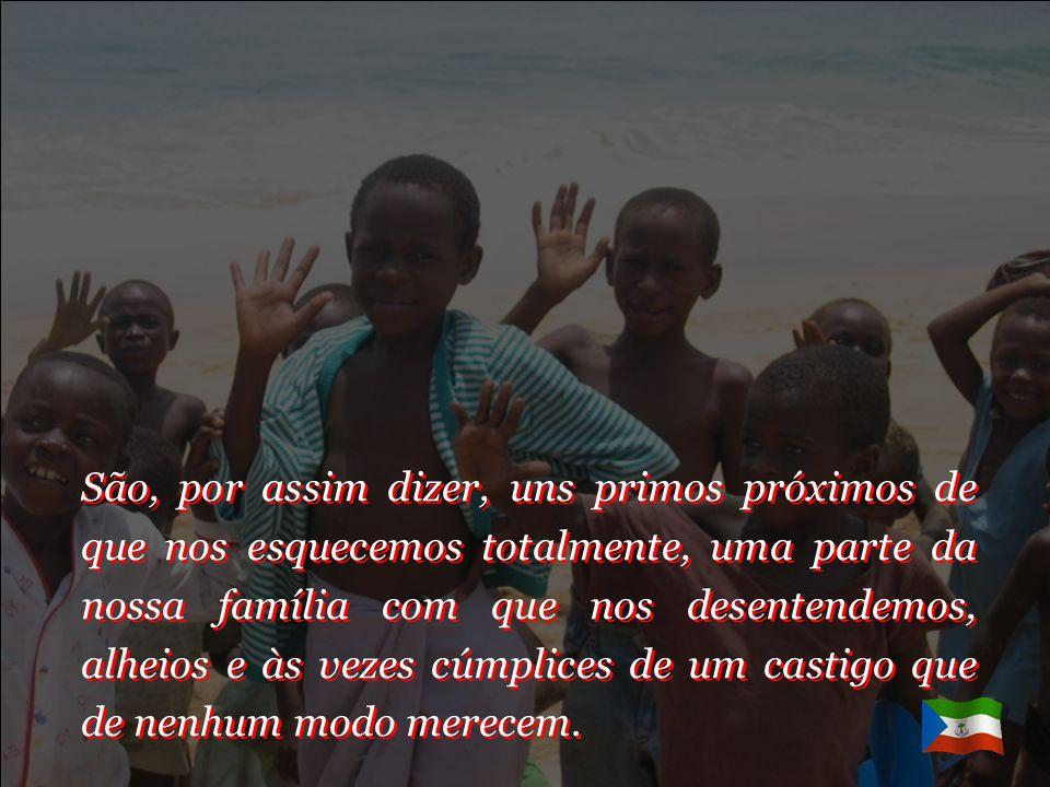 Mas há que recordar que os equatoguineenses não só continuam a falar espanhol, como muitos dos seus costumes, celebrações e tradições continuam a ser