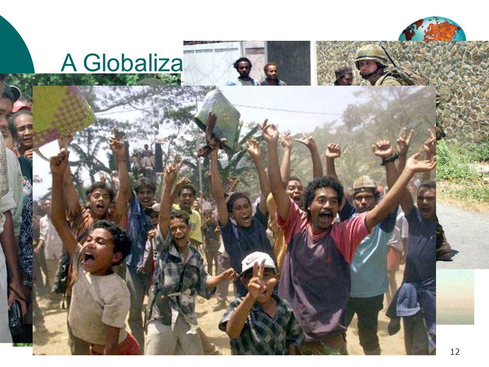 12 A Globalização da Informação