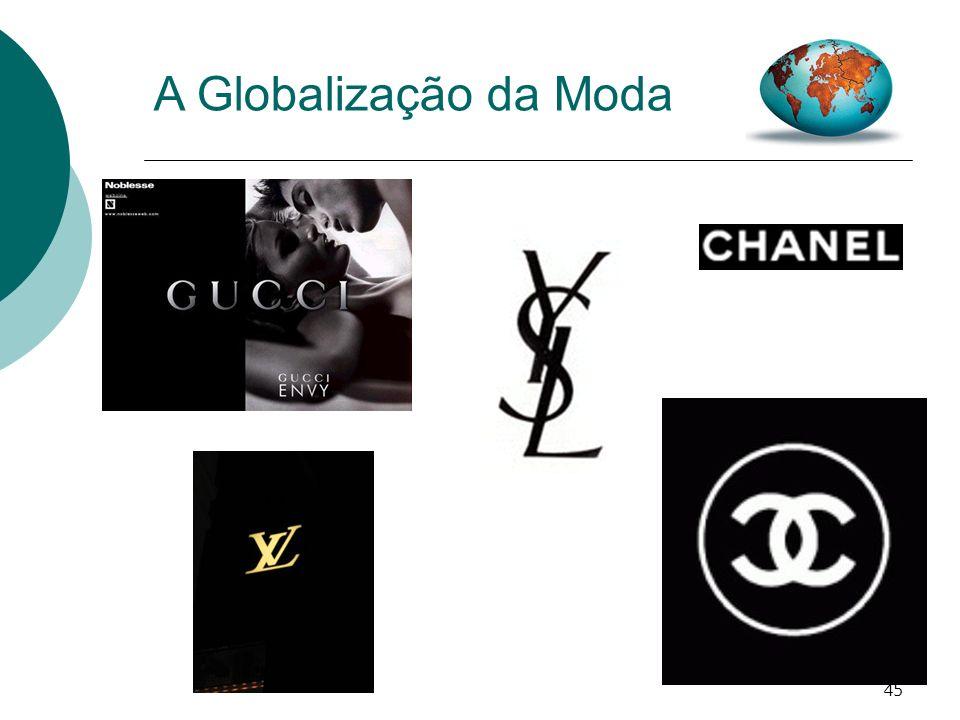 45 A Globalização da Moda
