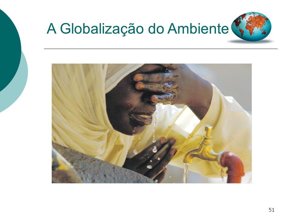51 A Globalização do Ambiente