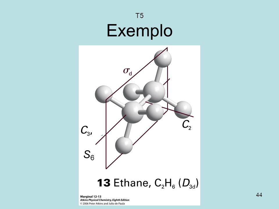 44 T5 Exemplo S6S6
