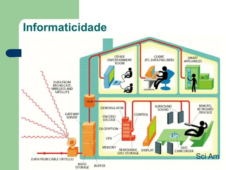 Informaticidade Sci Am