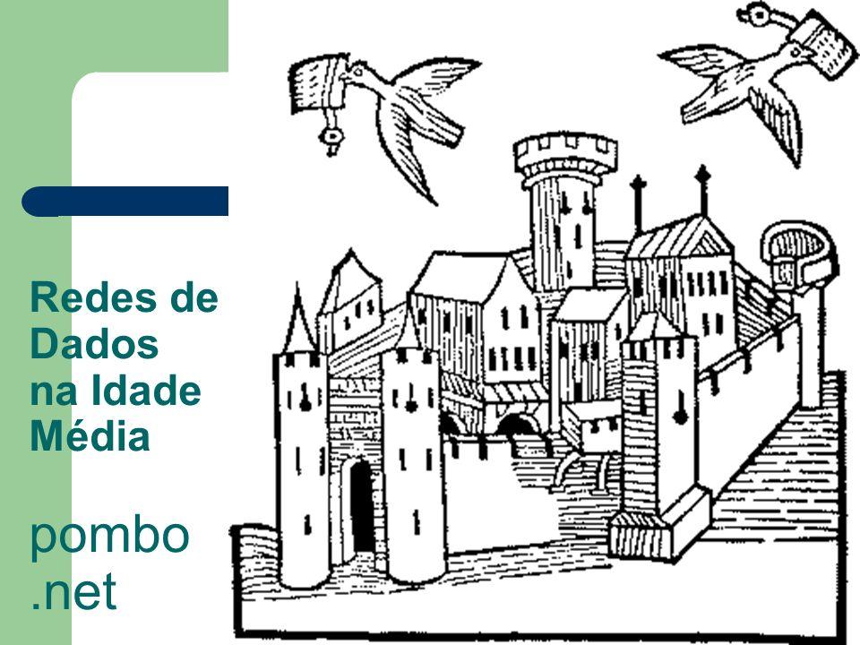 Redes de Dados na Idade Média pombo.net