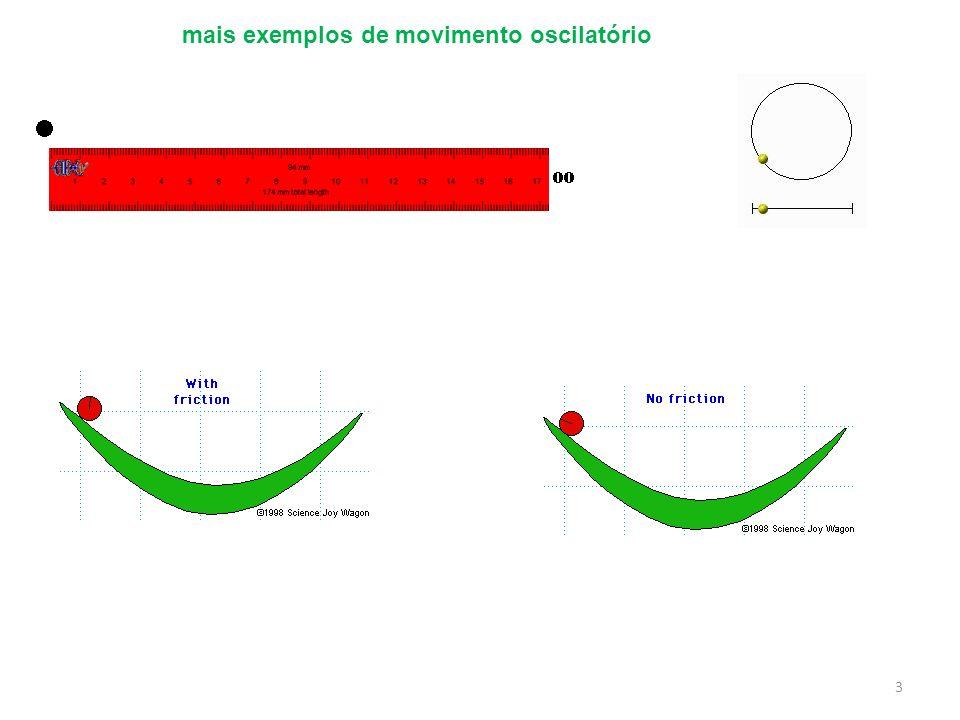 mais exemplos de movimento oscilatório 3