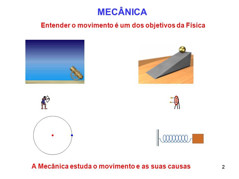 3 Mecânica Clássica formulou as leis fundamentais do movimento As contribuições mais importantes para a Mecânica Clássica foram dadas por Isaac Newton (1642-1727) foi um dos criadores do cálculo diferencial e integral As leis de Newton não podem ser aplicadas: na dinâmica de sistemas muito pequenos (física quântica) em situações que envolvem velocidades próximas da velocidade da luz, que é 299 792 458 m/s 300 000 km/s (relatividade)