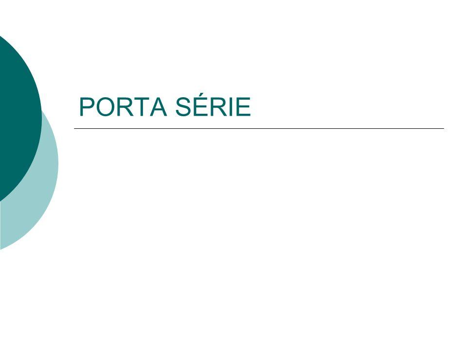 PORTA SÉRIE