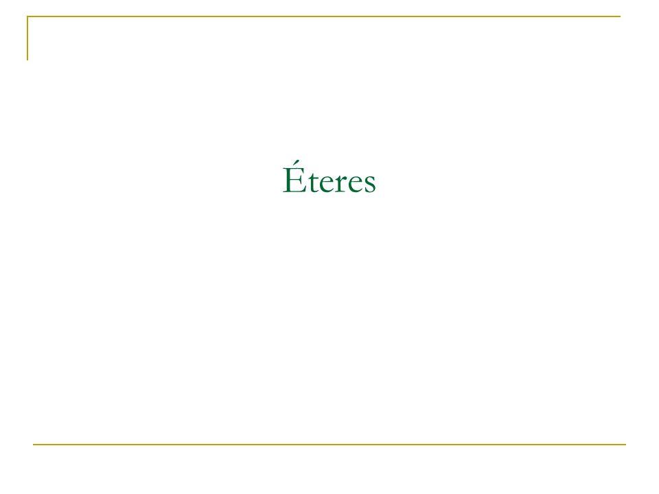 Éteres