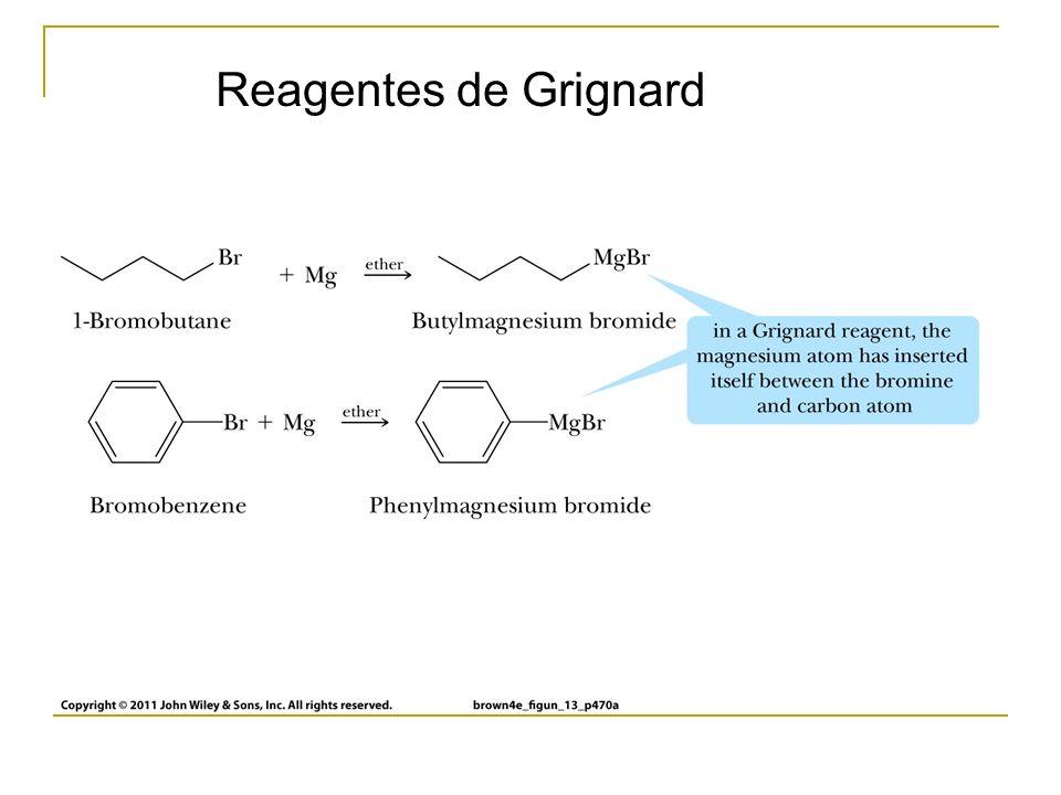 Reagentes de Grignard