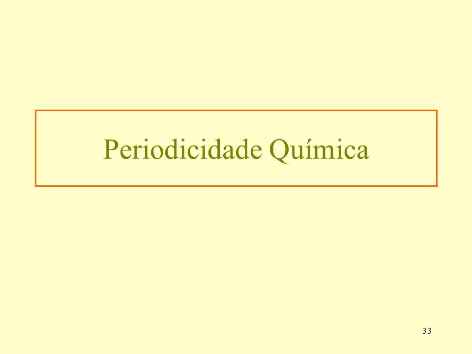 33 Periodicidade Química