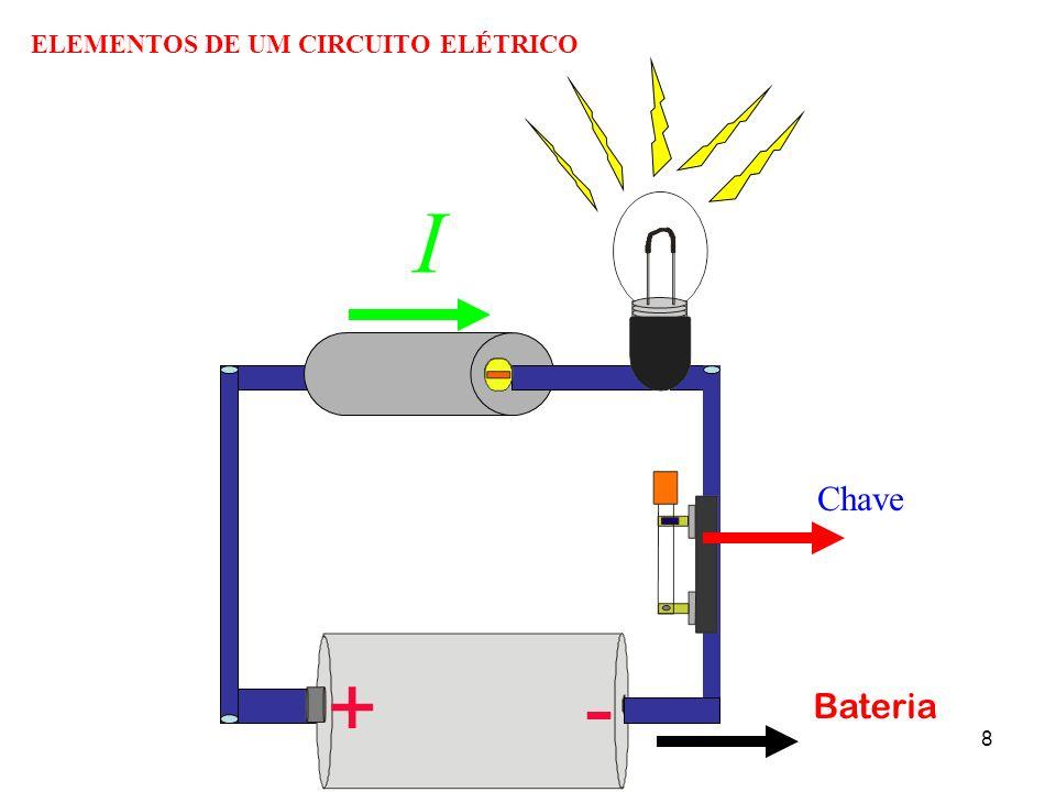 9 Exemplo: Uma lâmpada é classificada como sendo de 120 V / 75 W, o que significa que a sua tensão de funcionamento pretendida de 120 V, tem uma potência de 75 W.