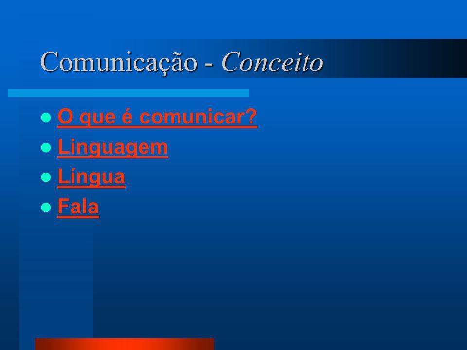 Comunicação – Elementos de comunicação Elementos de comunicação Elementos de comunicação Emissor Receptor Referente / Contexto Mensagem Canal Código