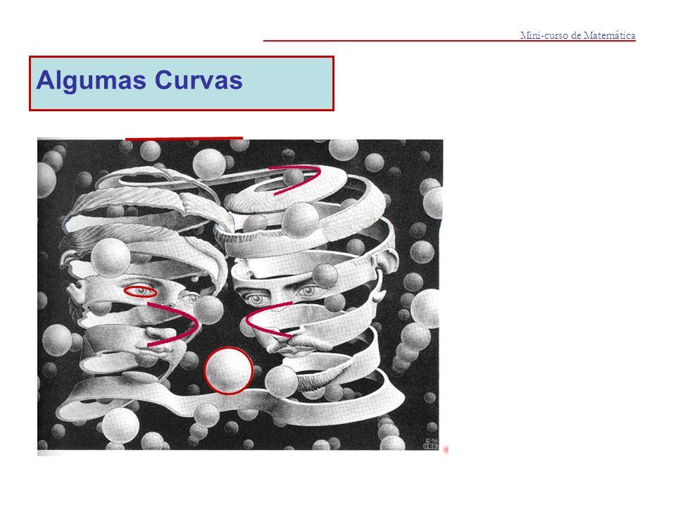 Mini-curso de Matemática Algumas Curvas