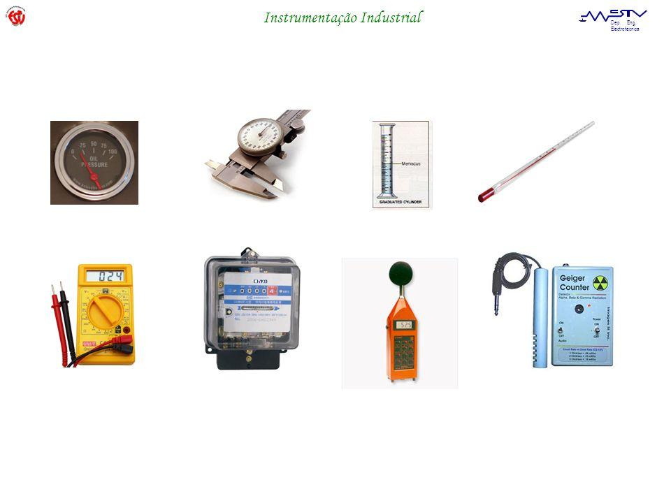 Instrumentação Industrial Dep. Eng. Electrotécnica