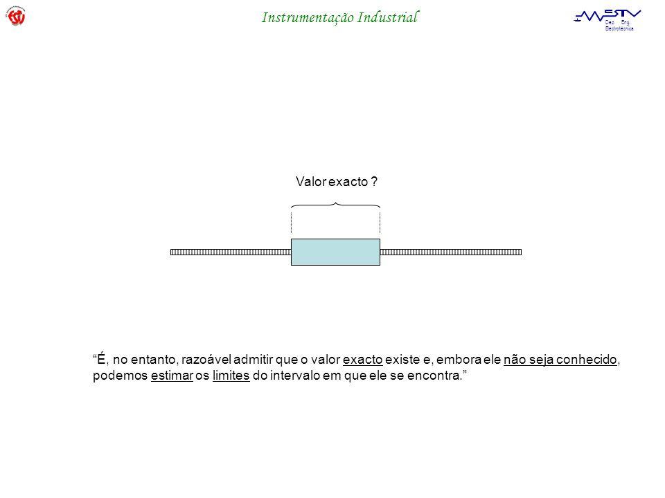 Instrumentação Industrial Dep.Eng. Electrotécnica 012345678910111213141516171819202122232425 10 .