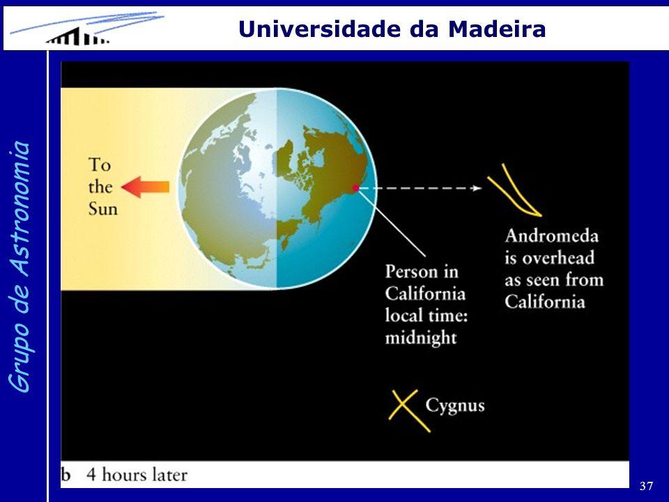 37 Grupo de Astronomia Universidade da Madeira