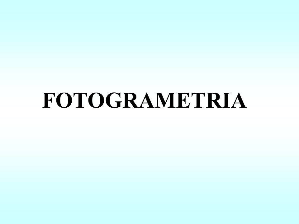 FOTOINTERPRETAÇÃO interpretação da forma e aspecto (cor, textura, brilho) para identificação dos objectos com fins temáticos.