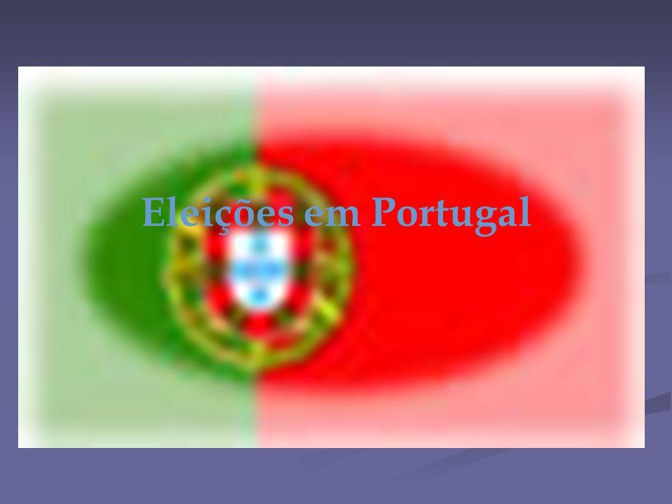 Eleições em Portugal