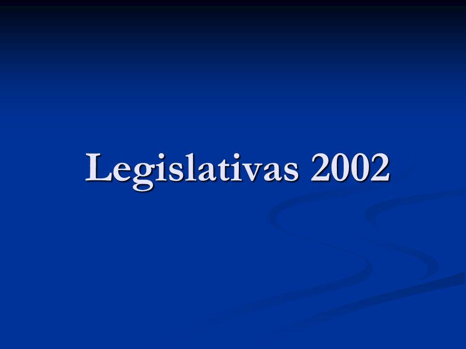 Legislativas 2002