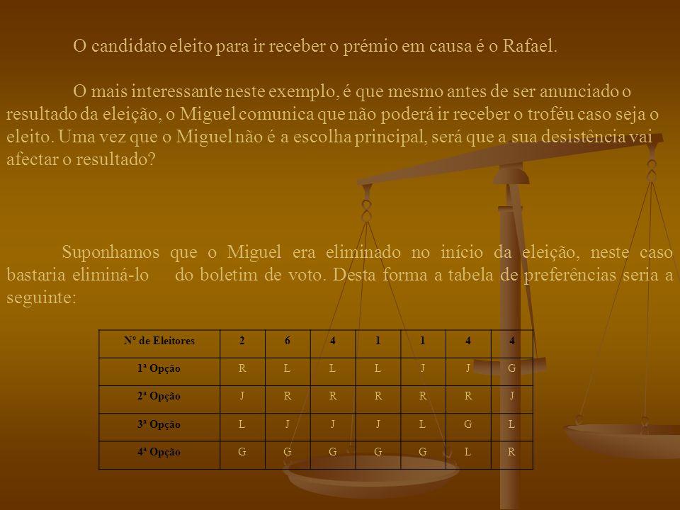 EXEMPLO 2: Na Associação Académica de Coimbra existem várias secções desportivas.