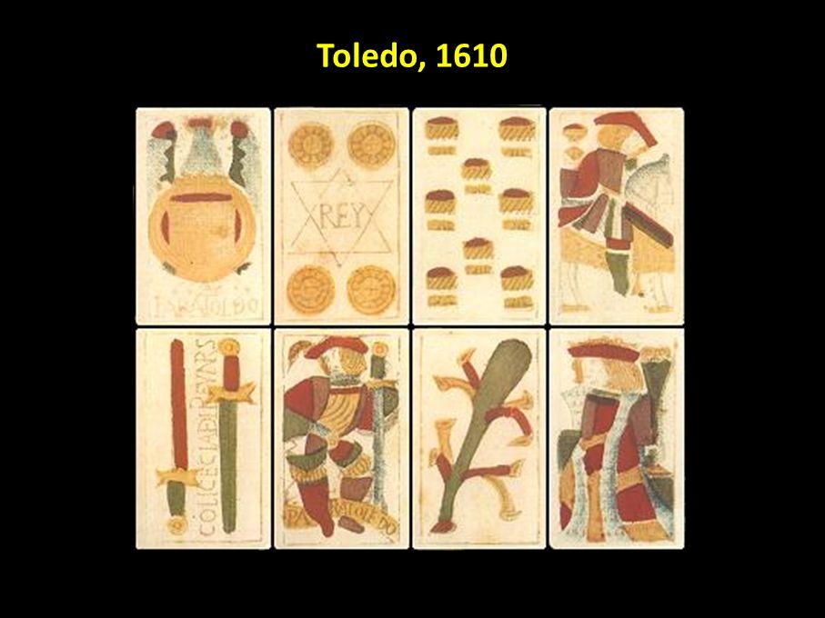 Toledo, 1610