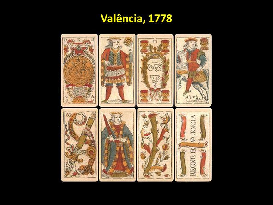 Valência, 1778