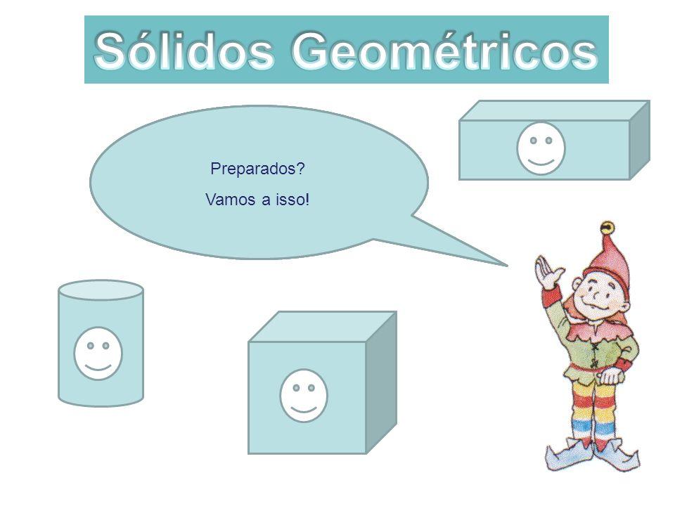 Olá meninos! Eu sou o Nino e adivinhem só do que vos vou falar hoje… Vou dar-vos uma pista… Isso mesmo!! Vamos falar dos sólidos geométricos. Preparad
