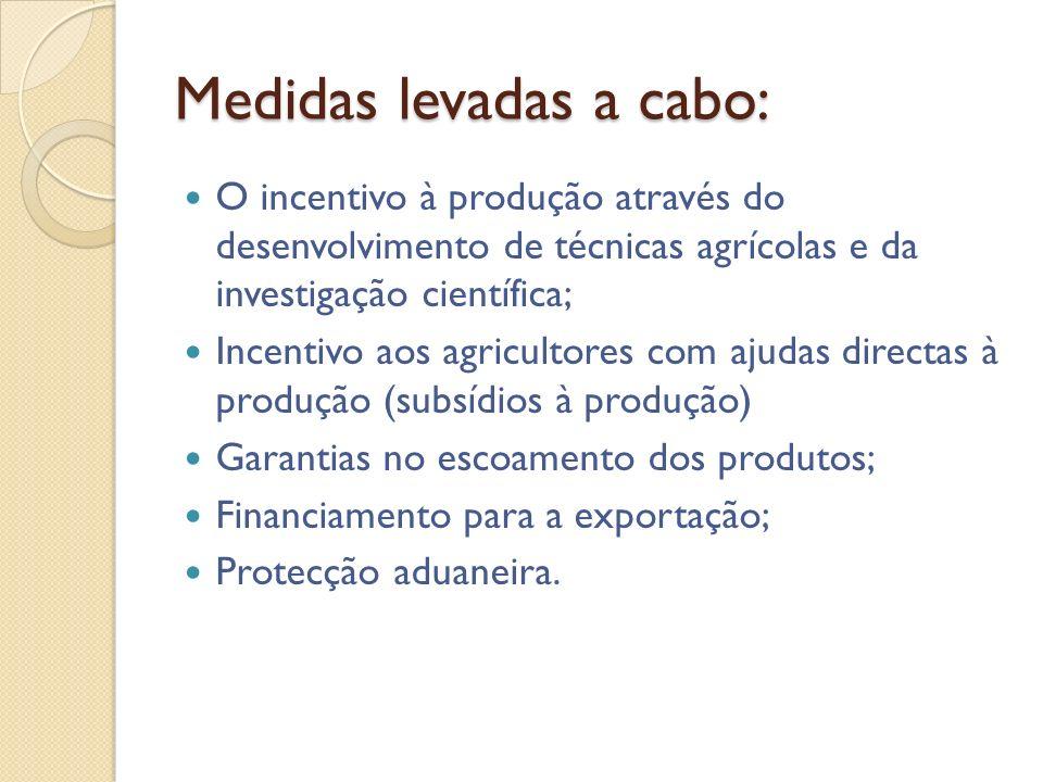 A CRIAÇÃO DO MERCADO AGRÍCOLA COMUM - OCM Princípios ou fundamentos deste mercado: - Um mercado único nos seis países; - A preferência dos produtos co