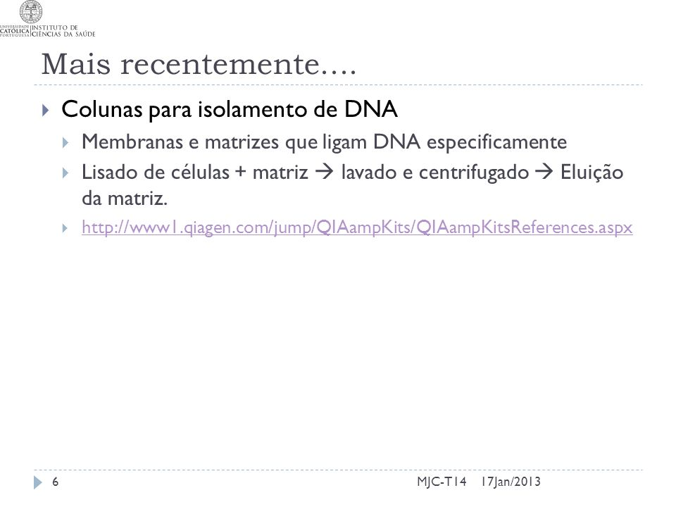 O que significa Microarray? 17Jan/2013MJC-T1427