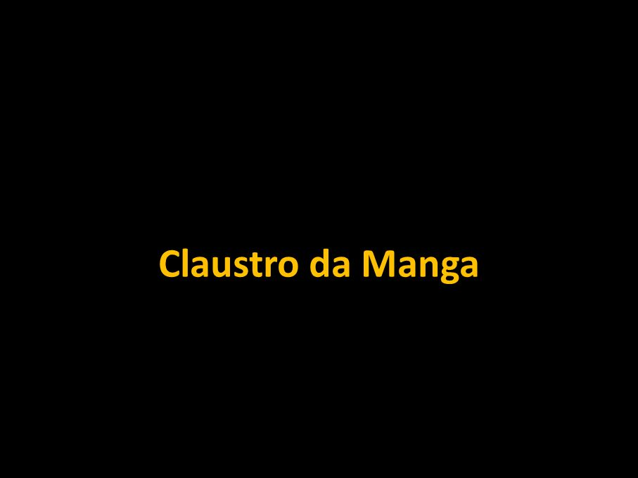 Coimbra Claustro da Manga