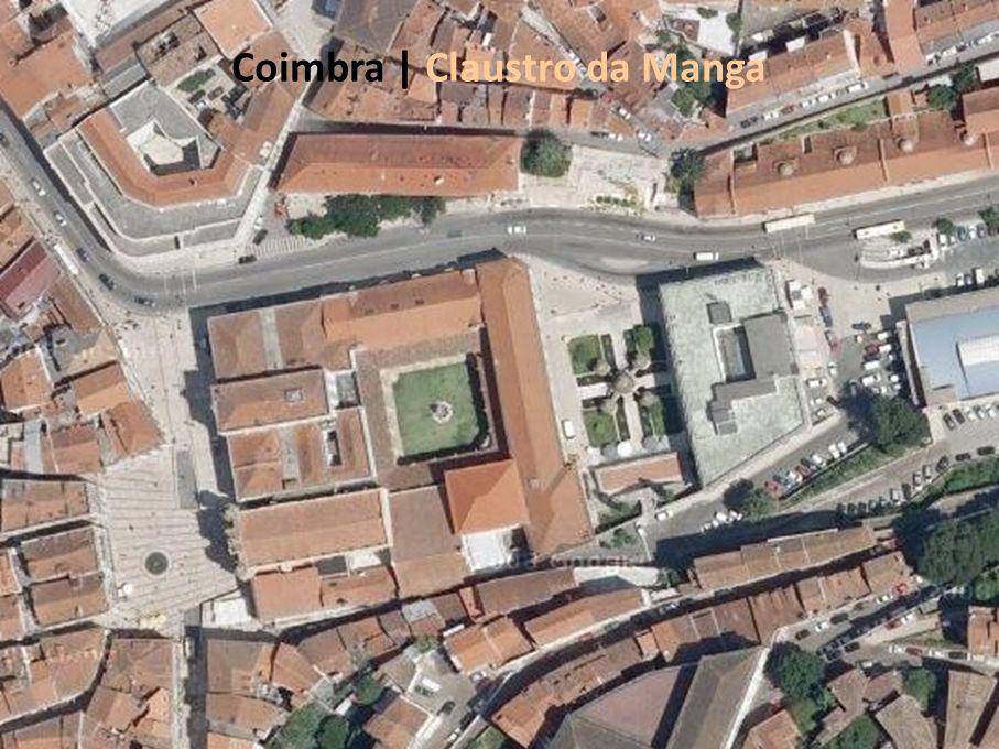 Coimbra | Claustro da Manga