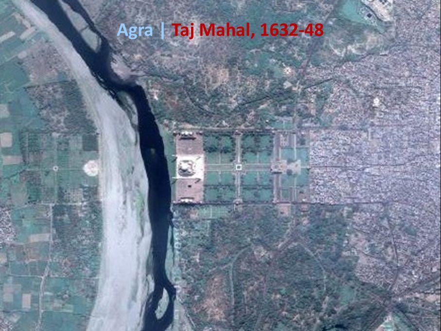 Agra | Taj Mahal, 1632-48