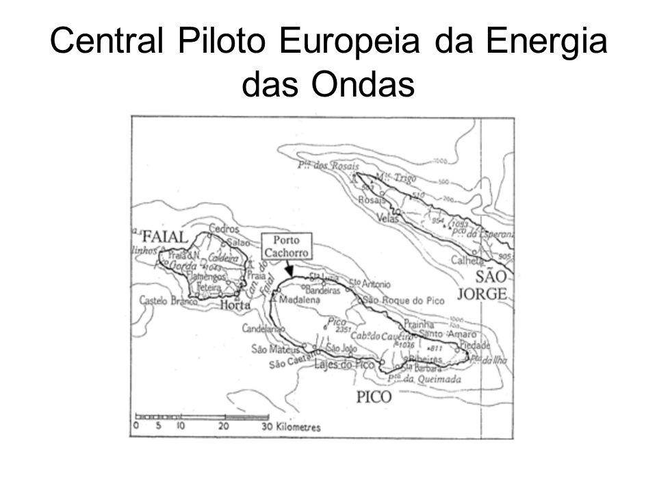 Central Piloto Europeia da Energia das Ondas