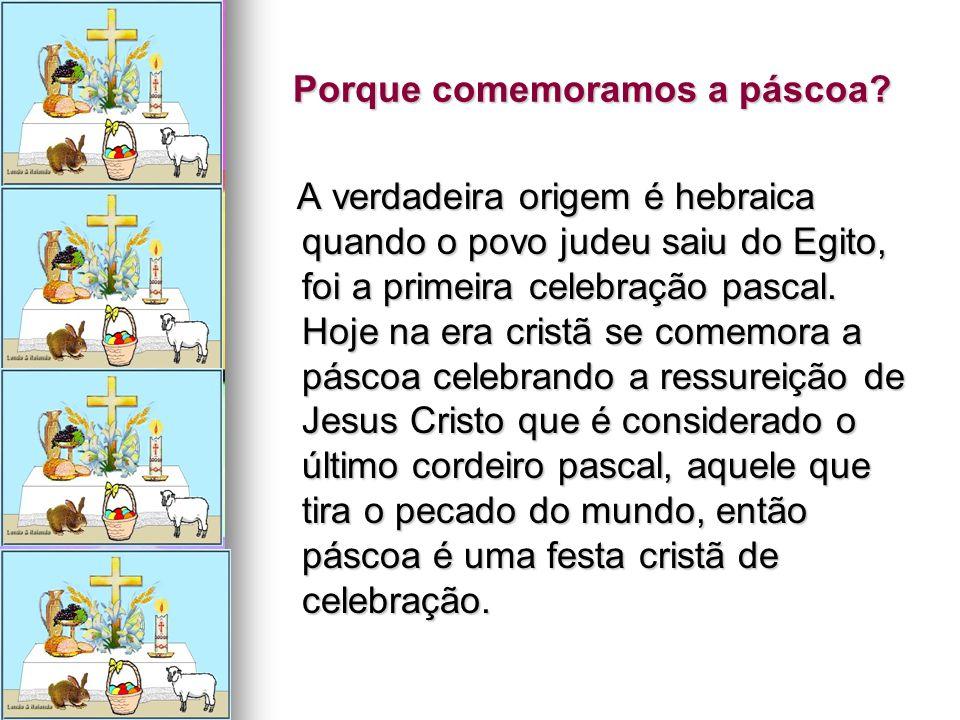 OVO OVO Nas culturas pagãs, o ovo trazia a ideia de começo de vida.