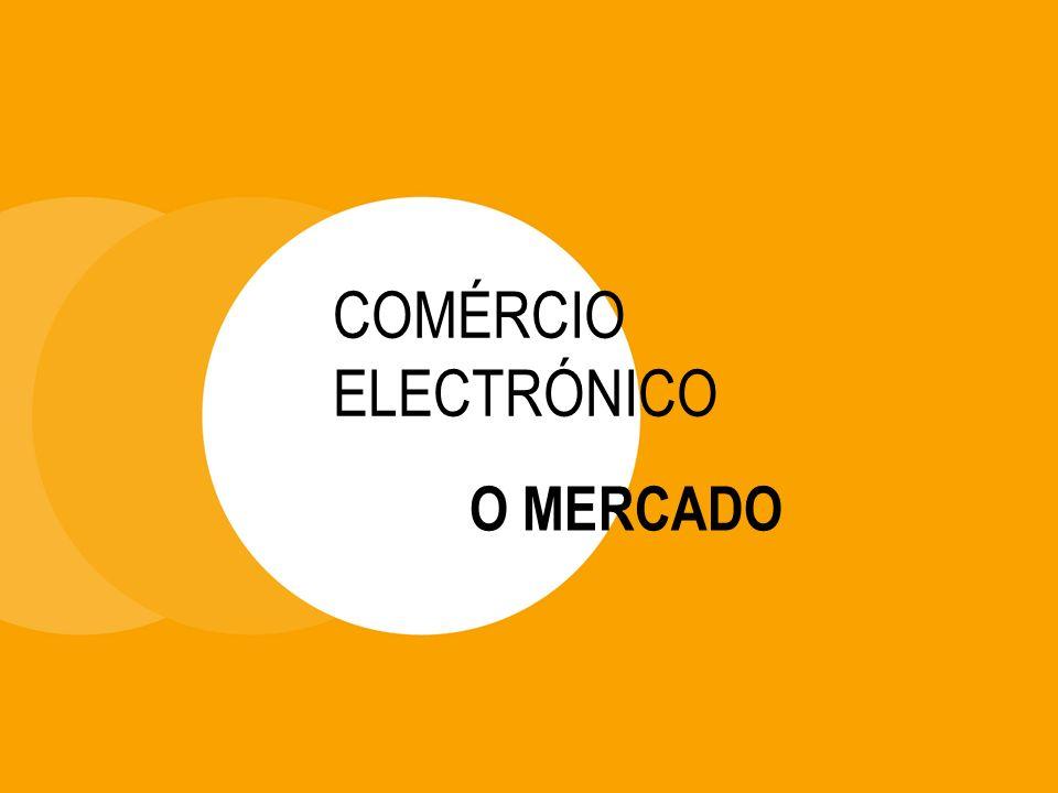 O MERCADO COMÉRCIO ELECTRÓNICO