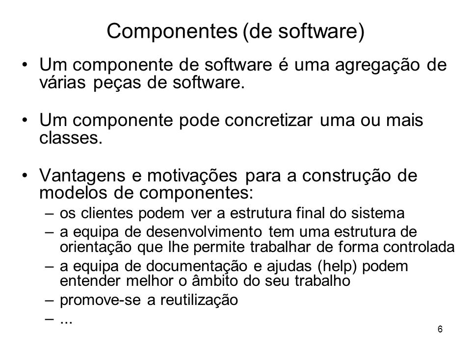 27 Diagramas de Instalação (deployment) O objectivo dos diagramas de instalação é mostrar a configuração de hardware de um sistema, consistindo na identificação de...