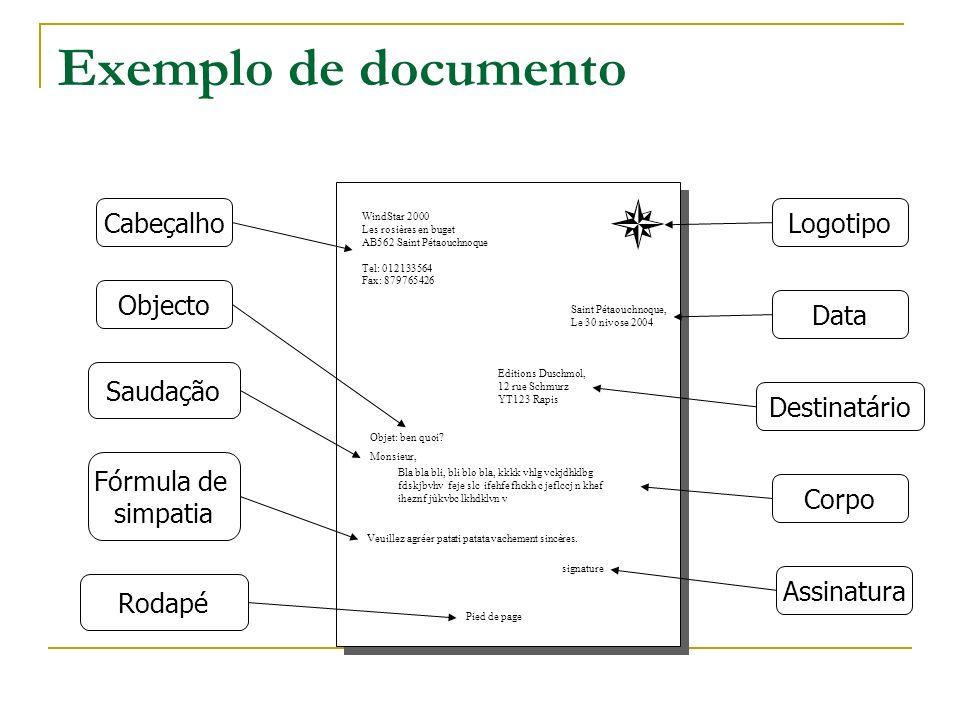 Exemplo de documento Saint Pétaouchnoque, Le 30 nivose 2004 Editions Duschmol, 12 rue Schmurz YT123 Rapis WindStar 2000 Les rosières en buget AB562 Sa