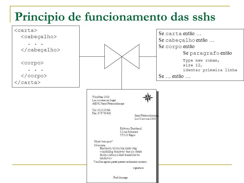 Principio de funcionamento das sshs Saint Pétaouchnoque, Le 30 nivose 2004 Editions Duschmol, 12 rue Schmurz YT123 Rapis WindStar 2000 Les rosières en