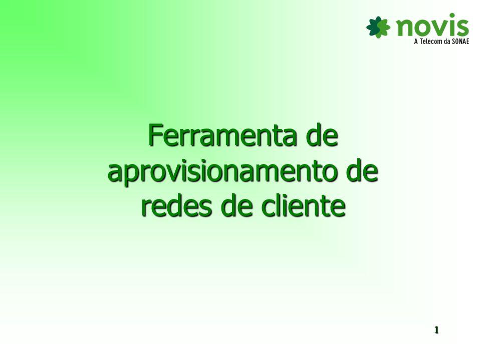1.1. Configuração manual dos routers do cliente 2.
