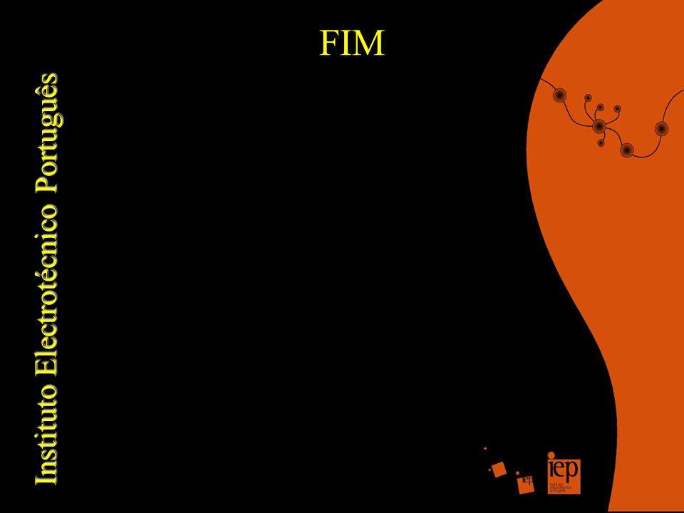 Instituto Electrotécnico Português FIM