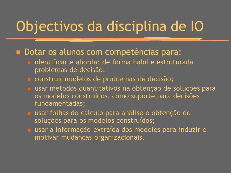Na página da disciplina podem encontrar ao longo do semestre: As avaliações dos TPCs e Exercícios Os TOP_TPCs Novos apontadores relacionados com IO ou com o tema do ano